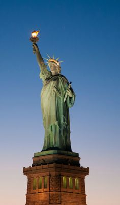 Visit the Statue of Liberty | Tips for Your First Trip to New York City