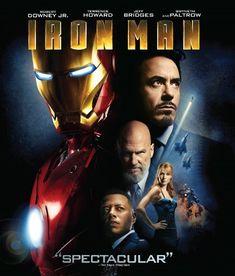 Iron Man (2008) - 8.5/10