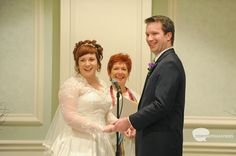winter wedding at @The Carolina Inn