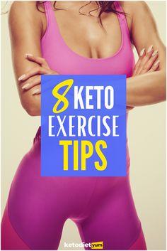 8 Keto Exercise Tips for Beginners
