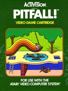 For sale atari 2600 game cartridges missile command pac man activision pitfall emorys memories. Vintage Video Games, Classic Video Games, Retro Video Games, Vintage Games, Retro Games, Vintage Toys, Vintage Stuff, Atari Video Games, Star Wars Video Games