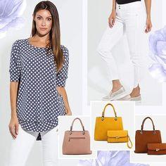 Poka dots and purses