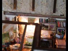 Miniature - Handmade Dollhouse (미니어처 - 돌하우스)
