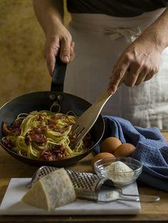 Pasta carbonara | Cocina