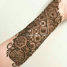 This article is also about Latest Hand Mehndi Designs 2018 for Girls and here you will find some of Latest Mehndi Designs 2018 that will make your heart. Arabic Henna Designs, Mehndi Designs 2018, Wedding Mehndi Designs, Unique Mehndi Designs, Beautiful Mehndi Design, Mehndi Designs For Hands, Henna Tattoo Designs, Mehandi Designs, Hena Designs