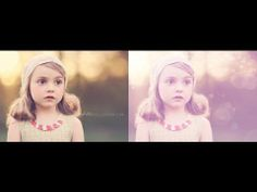 How to make dreamy effect in Photoshop