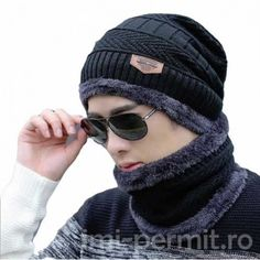 Cheap knitted hat, Buy Quality men warm hat directly from China warm hat Suppliers: BINGYUANHAOXUAN 2017 Men Warm Hats Cap Scarf Winter Wool Hat Knitting for Men Caps Lady Beanie Knitted Hats Women's hats War Warm Winter Hats, Winter Hats For Men, Hats For Women, Ladies Hats, Bonnet For Men, Stylish Caps, Knit Hat For Men, Hat Men, Knit Beanie Hat