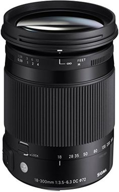 SIGMA 高倍率ズームレンズ Contemporary 18-300mm F3.5-6.3 DC MACRO OS HSM ニコン用 APS-C専用 886554, http://www.amazon.co.jp/dp/B00NJ9K4ZA/ref=cm_sw_r_pi_awdl_Ehoyub0GTR5BN
