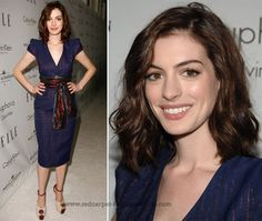 anne hathaway fashion style - Google Search