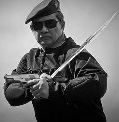 Grand Tuhon LEo Gaje Jr., Head of the Pekiti Tersia Kali system