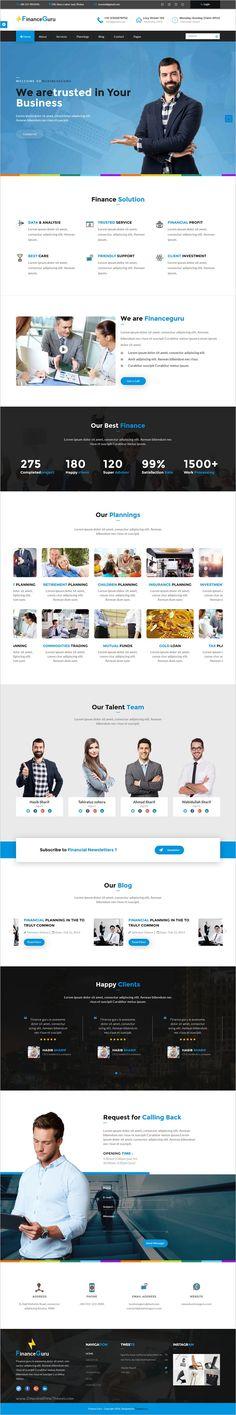 cash loan in advance lead generating landing page design template - loan templates