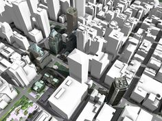 Community Architect: Can Information Modeling Make Cities Smarter?