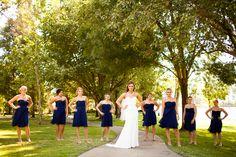 serious shot. Wedding pose