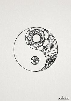 Yin Yang | · DINDONISM ·