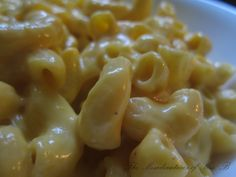 Alton's Mac & Cheese - yay! I finally found one that we both really like! This is probably the 5th from scratch macaroni & cheese recipe (and the easiest) and this is by far the best. It got G's and Steven's stamp of approval too, so WIN!