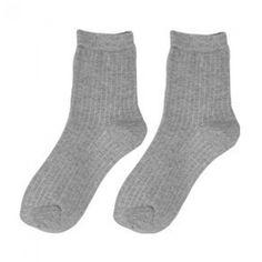 Basic Pastel Socks (3.57 AUD) ❤ liked on Polyvore featuring intimates, hosiery and socks