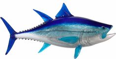 Blue Fin Tuna by Michael Hopko