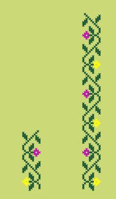 Cat Cross Stitches, Cross Stitch Bookmarks, Cross Stitch Borders, Simple Cross Stitch, Cross Stitch Rose, Cross Stitch Samplers, Cross Stitch Flowers, Embroidery Stitches Tutorial, Cross Stitching