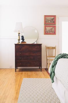 My Houzz: A Charming Apartment in the Mission - midcentury - Bedroom - San Francisco - Nanette Wong