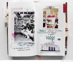 denver notebook by gluestickgirl at @studio_calico