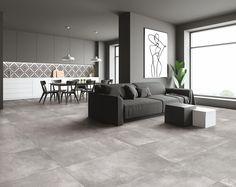 Gres Porcellanato | Cemento | Industrial Color Chic | Pavimento effetto cemento e ceramiche di design