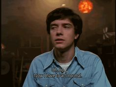 """20 Reasons you are Eric Foreman from """"That Show"""" Being weird is what you do best. 20 Reasons you are Eric Foreman from That Show Being weird is what you do best. That 70s Show Quotes, Life Quotes Love, Tv Show Quotes, Film Quotes, Mood Quotes, Eric Foreman, Thats 70 Show, Eric That 70s Show, Image Citation"""