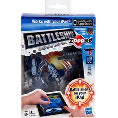 Battleship the Movie Zapped Edition