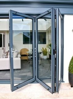 Contact us for a free and no obligation quotation via 01325 381630 or sales@nationalwindowsystems.co.uk Bring the outside in with our Bi-Folding Doors. Aluminium Bi-Fold Doors / Aluminium Bi Folding Doors / Bi-Folds / Anthracite Grey / Dual Colour Doors / White Doors / Grey Doors / Sliding Doors / Aluk Doors / Safety Glass / Toughened Glass / http://www.nationalwindowsystems.co.uk/bifolding-doors.html
