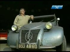 Reportage MotorsTV 2005 Citroen 2CV populaire Antique Cars, Videos, Vehicles, Vintage Cars, Car, Vehicle, Tools