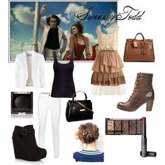 """""""Sweeny Todd"""" by marissapcc on Polyvore"""