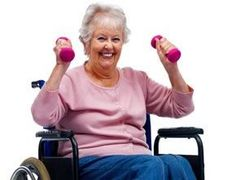 limited mobility fitness
