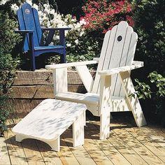 Uwharrie Original Adirondack Chair Finish: Whitewash
