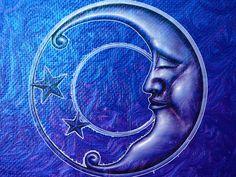 Surreal Moon Man by Inosha.deviantart.com