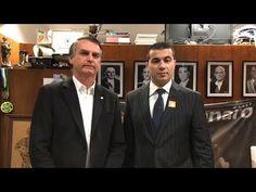 """Jair Bolsonaro """"Bolsomito"""" fala sobre a poluição politica no Brasil - YouTube"""