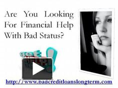 PPT – Bad Credit Loans Long Term Best Solution For Poor Creditors
