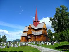 In September - Plan to visit this Stave Church (Norway)