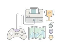 Gaming Elements by Vic Bell