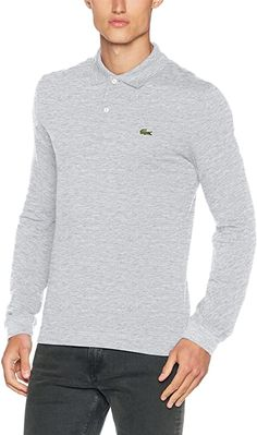 Bekleidung, Herren, Tops, T-Shirts & Hemden, Poloshirts Slim Fit, Men Sweater, Pullover, Fitness, Sweaters, Tops, Fashion, Lacoste Men, Button Up Shirts