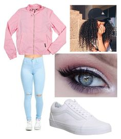 """""""It's close to winter time"""" by brejeasmith on Polyvore featuring Members Only and Vans"""