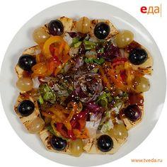 Японский десертный салат