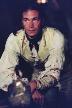 James D'Arcy as 1st Lieutenant Tom Pullings in Master and Commander! I knew Jarvis looked familiar!