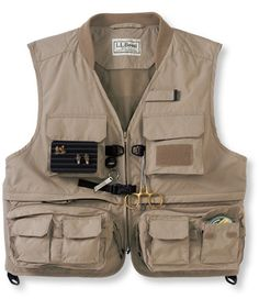 West Branch Fishing Vest | Free Shipping at L.L.Bean