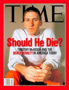 June 2, 1997 Timothy McVeigh was convicted of murder and conspiracy in the 1995 Oklahoma City bombing that killed 168 people.