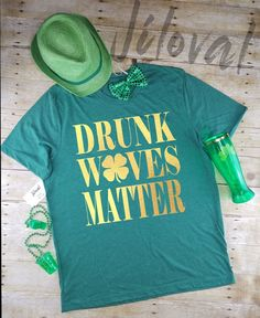 088c5c1f Items similar to St Patricks Day Shirt|Drunk wives matter|st pattys raglan| drinking ragaln|drinking tee|Irish shirt|Beer shirt|holiday shirt|sexy|funny  ...
