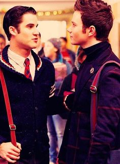 Kurt and Blaine - Klaine