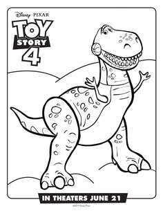 We just saw the new movie Toy Story 4 in theaters and both me and my daughter loved it. I immediately checked my emails and found that we have Toy Story 4 Free Coloring Sheets! Creation Coloring Pages, Toy Story Coloring Pages, Dinosaur Coloring Pages, Disney Coloring Pages, Mandala Coloring Pages, Coloring Pages To Print, Printable Coloring Pages, Christmas Coloring Pages, Coloring Pages For Kids