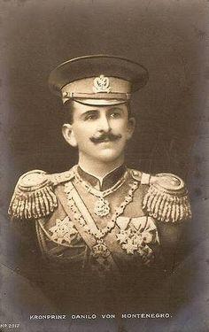 Danilo, Crown Prince of Montenegro