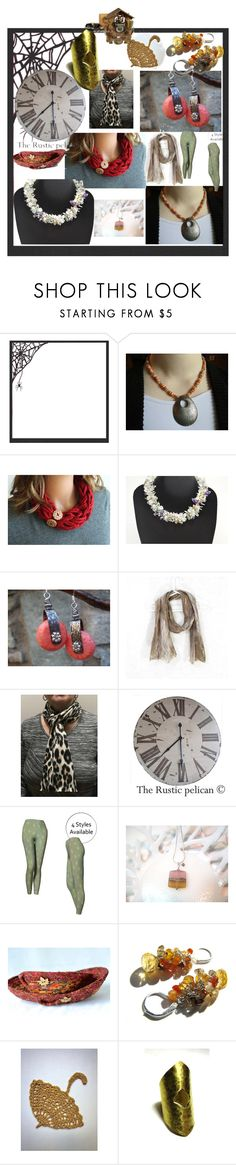 """""""Fall Gifts"""" by anna-recycle ❤ liked on Polyvore featuring WALL, modern, rustic and vintage"""