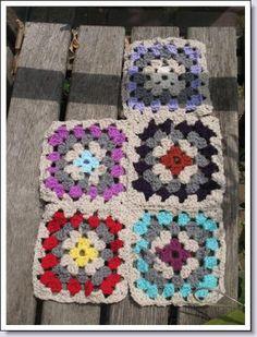 granny deken van Special DK van Style Craft