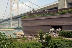 The Kwok Brothers Who Re-Created Noah's Ark in Hong Kong